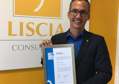 Liscia Consulting is awarded INDUSTRIEPREIS 2017