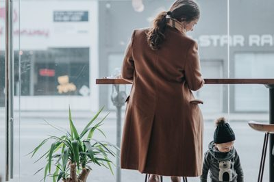 A tribute to the working mom – meeting the challenge of children and career