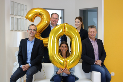 20 years of Liscia Consulting