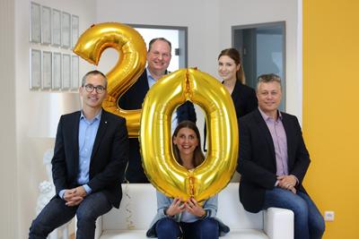 20 Jahre Liscia Consulting